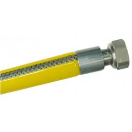 """Gasslang voor fornuis man-vrouw 1000mm, 1/2"""""""