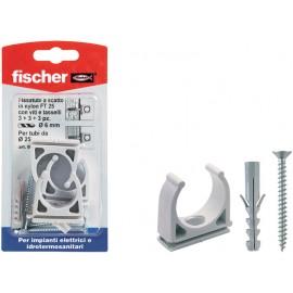 Fischer bevestiging voor elektroleidingen Ø16