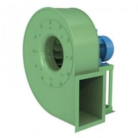 Centrifugaal ventilatoren voor stoffige lucht