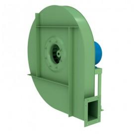 Centrifugaal ventilatoren voor het vervoeren van materialen.