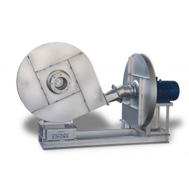 Zeer hoge druk booster centrifugaal ventilatoren