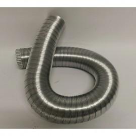 Aluminium buis 110mm (3 meter)