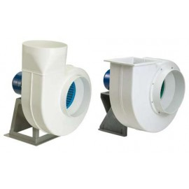 Centrifugaal ventilator voor zuren en logen (acid)