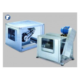 Centrifugaal ventilator dubbel aanzuigend
