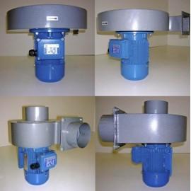 Centrifugale lichtgewicht ventilatoren