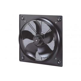 Axiaal ventilator voor wand-inbouw