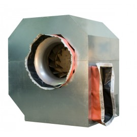 Geluidsdichte ventilator cabine (ROTOCABE BLOWER)