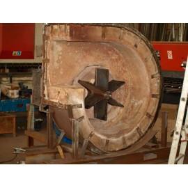 Hoge temperatuur centrifugaal ventilatoren
