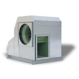 Industriële ventilatie units