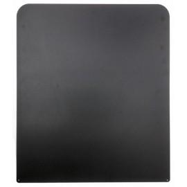 Vloerplaat RVS voor kachel, 600x600mm