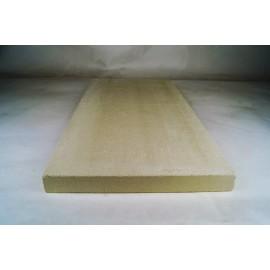 Vuurvaste plaat 500x250x30mm (plat)