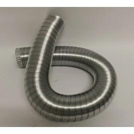 Aluminium buis 100mm (3 meter)