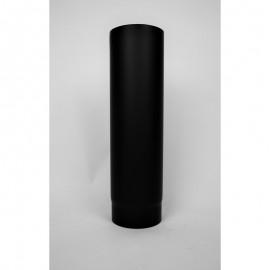 Kachelpijp dikwandig staal, diameter Ø160, 500mm pijp